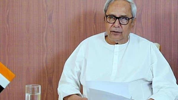 Odisha Chief Minister Naveen Patnaik. (ANI)