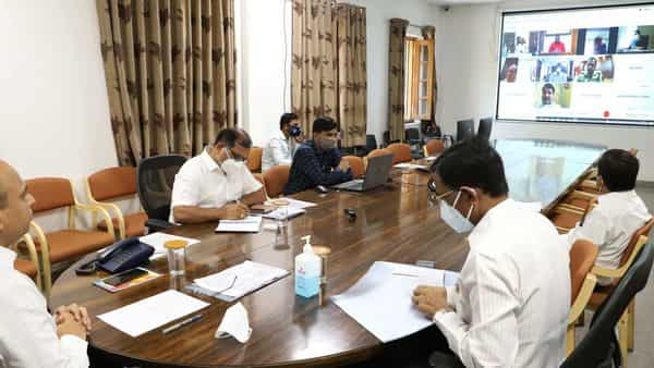 The decision was taken in a meeting today, which was attended by the Rural Development Minister, Guardian Minister, Minister of State for Health.
