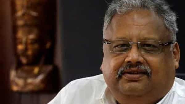 In the March ended quarter, Rakesh Jhunjhunwala changed his shareholding in 12 stocks. Photo: Reuters