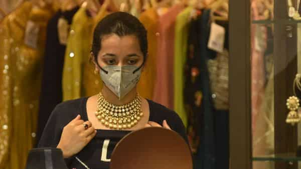 Overall trend for gold price is bullish and any 3-4 per cent dip in the precious metal price should be seen as a buying opportunity, say experts. (AFP)