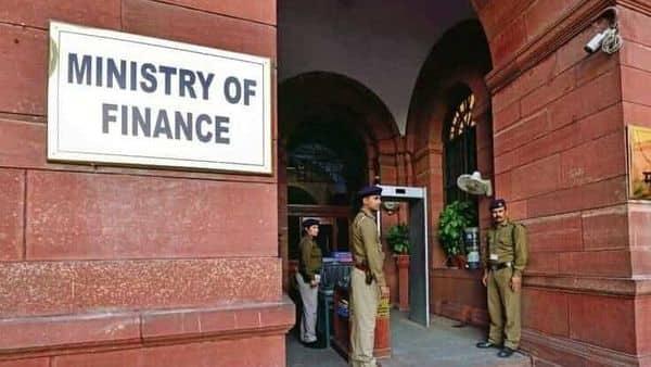Finance Ministry , Ministry of Finance , North Block , new delhi , 31/01/2018 , photo:pradeep gaur/mint