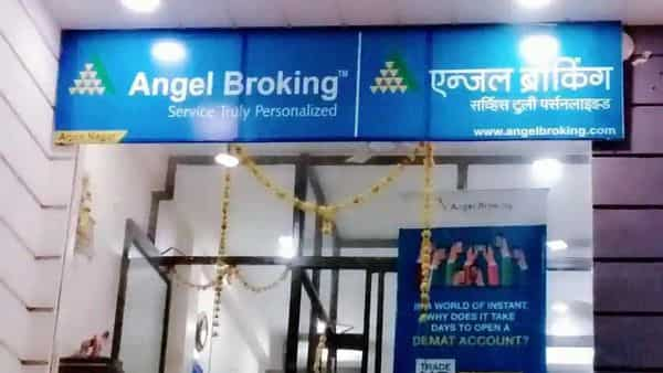 The shares of Angel Broking surged 9.55% to 556.85 on BSE on Friday.