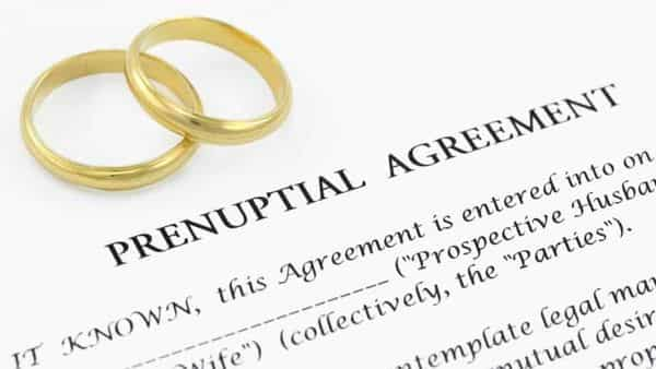 While prenuptial agreements are not legal in India, some business families still draw one. It is to offer clarity to the wife on what she would get in case of a divorce.