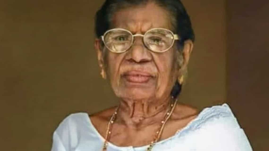 K R Gowri Amma, Kerala's veteran politician and member of the first Communist government headed by E M S Namboodiripad in 1957, died in Thiruvananthapuram, Tuesday, May 11, 2021. She was 102.