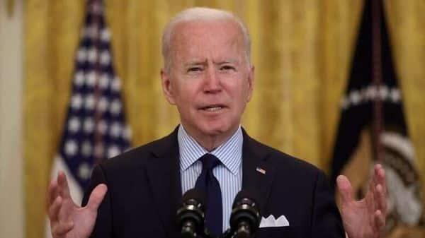 FILE PHOTO: U.S. President Joe Biden (REUTERS)