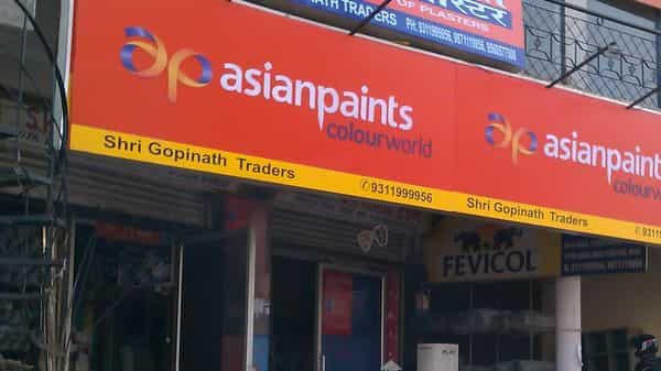 Asian Paints has been virtually untouched by the pandemic