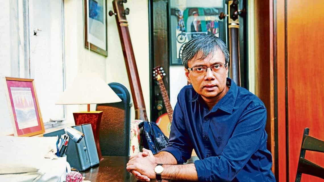 Amit Chaudhuri's new book is an ode to Hindustani classical music.