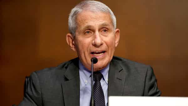 FILE PHOTO: Dr. Anthony Fauci, (REUTERS)