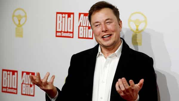 FILE PHOTO: SpaceX owner and Tesla CEO Elon Musk (REUTERS)
