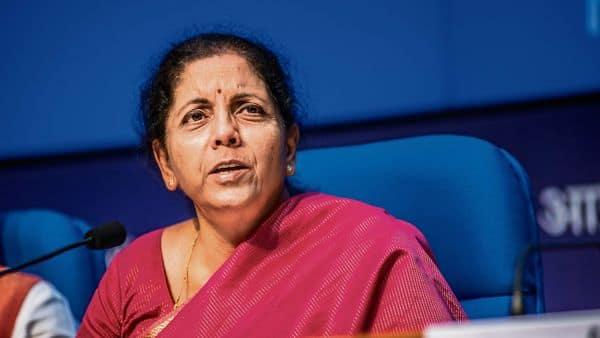 Finance minister Nirmala Sitharaman. (Mint)