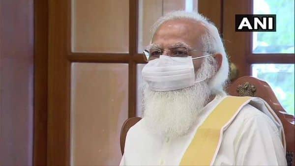 Prime Minister Narendra Modi reviews Covid-19 situation (ANI)
