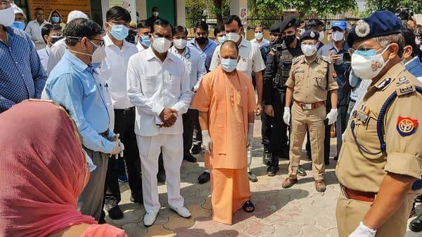 The Uttar Pradesh government said it has conducted over 4.5 crore Covid-19 tests, so far (PTI)