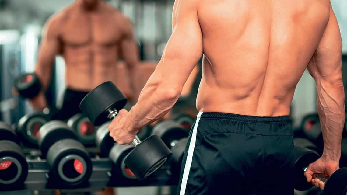 Strength training will add muscle, which is better for overall health than losing weight