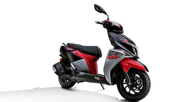 The company stated that TVS NTORQ 125 is country's first Bluetooth connected scooter.