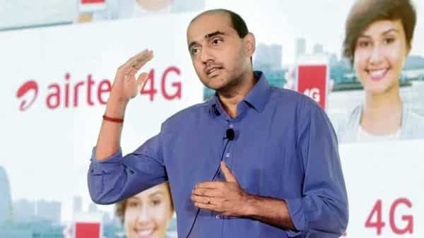 Bharti Airtel CEO Gopal Vittal has said there is massive headroom for growth in average revenue per user in the coming quarters. (Photo: Reuters)