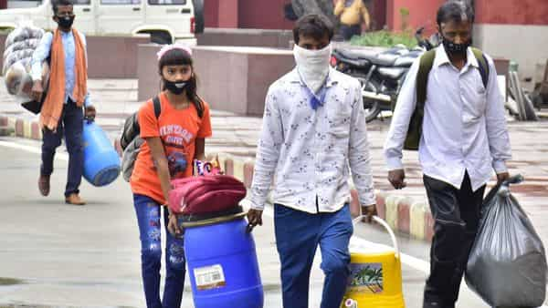 A file photo of migrant workers (Photo: PTI)