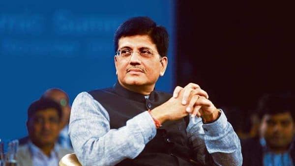 Trade minister Piyush Goyal. (Mint)