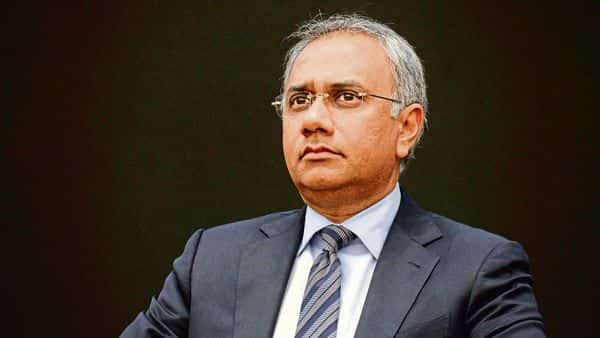 Salil Parekh's compensation was at  ₹34.27 crore in 2019-20