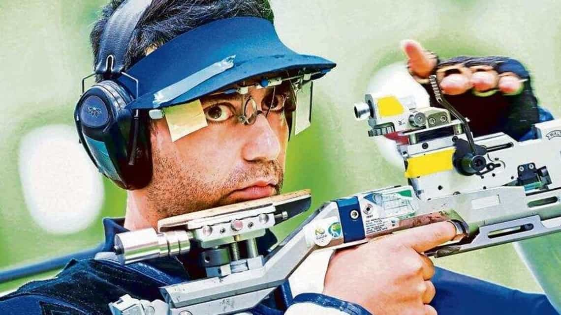 Abhinav Bindra is an unsparing study in athletic ageing because he thinks he hasn't really made a contribution yet.