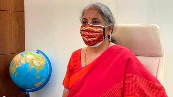 Union Finance Minister Nirmala Sitharaman. (ANI)