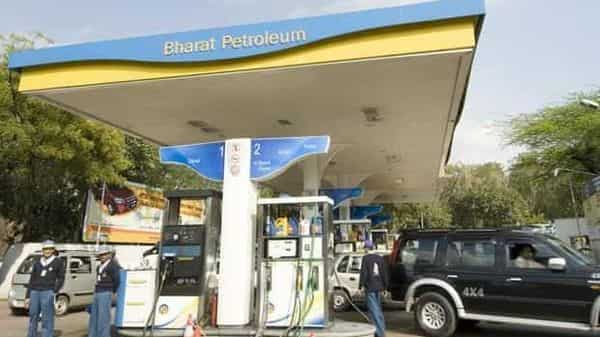 The government, which holds a 52.98% stake in BPCL, is in the process of divesting its holdings, as part of its plan to raise a record  ₹1.75 trillion from disinvestment proceeds in FY22. ( Ramesh Pathania/Mint)
