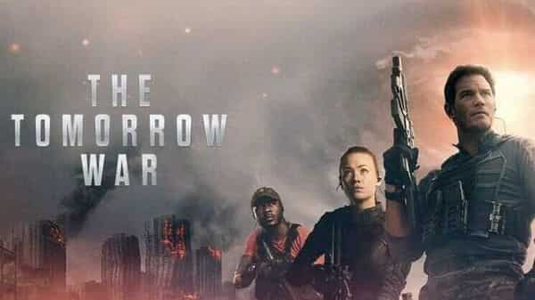 Video streaming service Amazon Prime Video will premiere Hollywood film The Tomorrow War on 2 July. (Twitter)