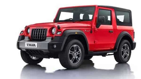 The Mahindra Thar was launched on 2 October.