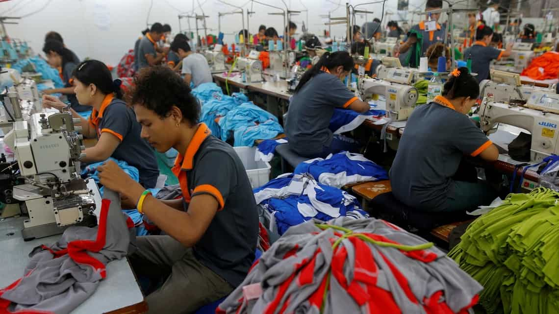 Despite protests, conditions of labourers at garment factories across southeast Asia remain poor.