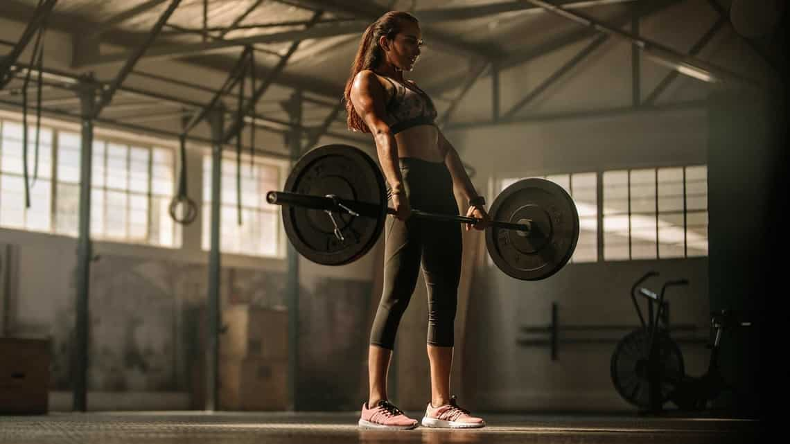 Five great exercises to increase your strength.