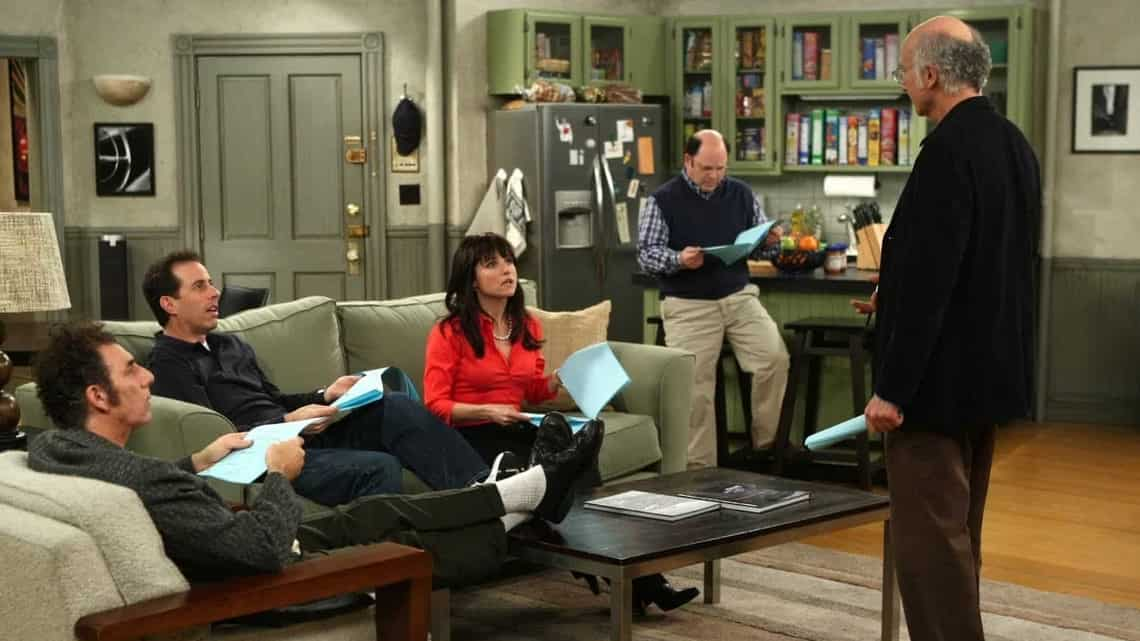 The 'Seinfeld' reunion on 'Curb Your Enthusiasm'