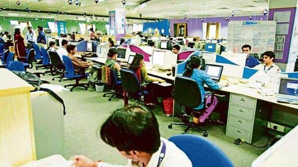 In its early days, the BPO industry attracted scores of English-speaking middle-class Indians from non-IT backgrounds. Now it's increasingly hiring specialists (Photo: Mint)