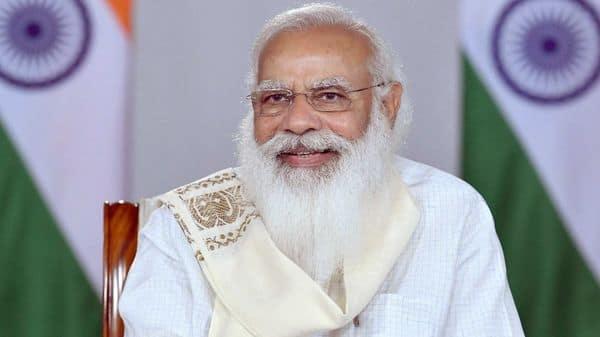 Prime Minister, Narendra Modi. (ANI Photo)