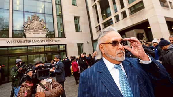 Vijay Mallya  has been on bail in the UK on an extradition warrant since his arrest in April 2019 (MINT_PRINT)