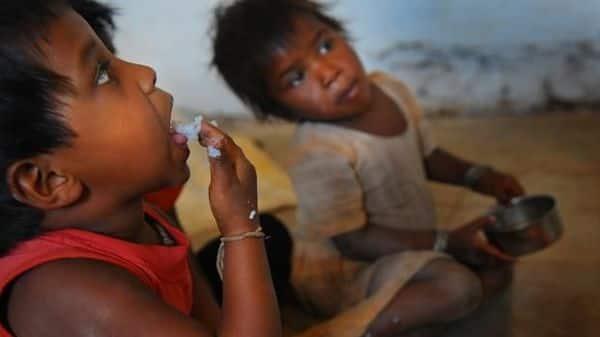 Ladakh, Lakshadweep, Nagaland, Manipur and Madhya Pradesh reported no severely malnourished children.  (Priyanka Parashar/Mint)