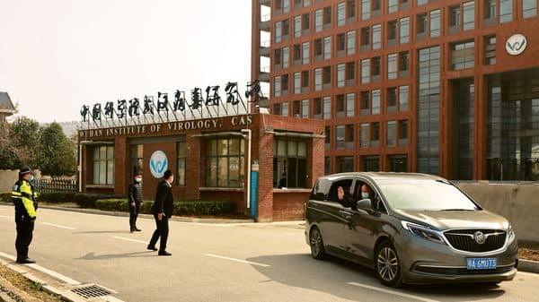 Wuhan Institute of Virology. Reuters