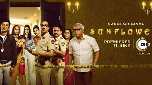 Comedy-drama Sunflower will premiere on ZEE5 on 11 June. (Photo: Twitter @WhoSunilGrover)