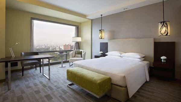 Big hotels are operating with barely 5% occupancy across metros. (Photo: Hyatt)