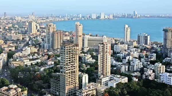 A file photo of the Mumbai skyline. Mumbai's success in handling the second wave has earned wholesome praise from various quarters, including the apex judiciary. (Photo: Hindustan Times)