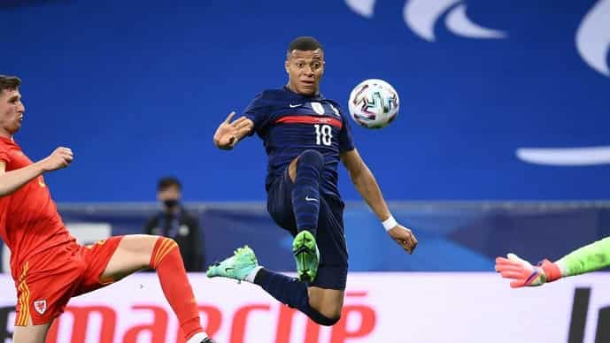 Kylian Mbappé of France can be one of the stars of the tournament.