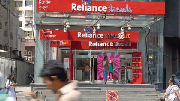 Reliance Retail's shares are trading at  ₹2,030 apiece now against  ₹1,450 in April. In December 2019, they traded at  ₹950 each. (Photo: Mint)