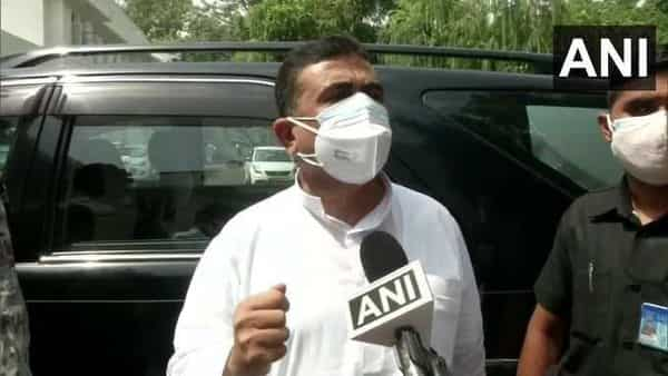 Leader of Opposition in the West Bengal Assembly and BJP MLA Suvendu Adhikari (ANI)