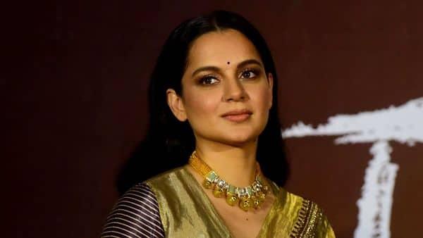 Actress Kangana Ranaut (File photo)