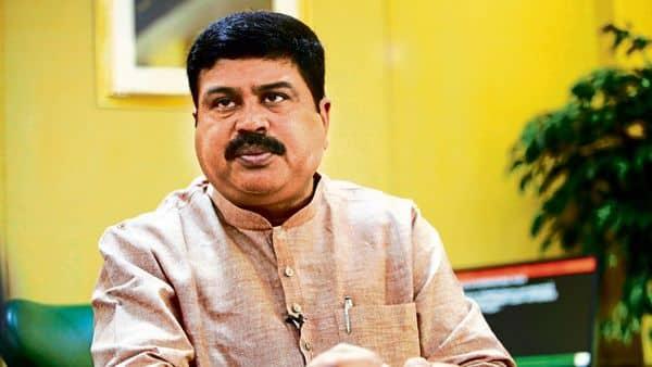 Petroleum minister Dharmendra Pradhan. (Mint)