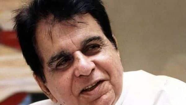 A file photo of veteran actor Dilip Kumar