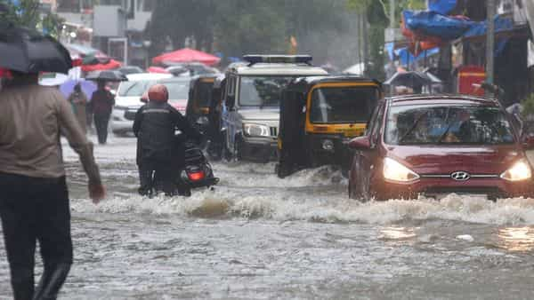 Telangana is likely to have heavy rainfalls in some parts of the state in the next few days (HT PHOTO)