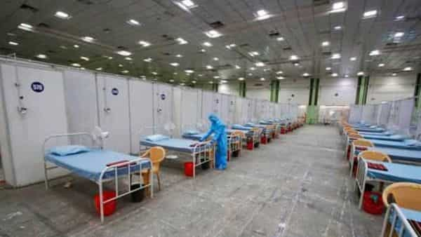 File Photo: The 10-bed ICU centre at Bowring Hospital features necessary equipment to support critical COVID-19 patients (For representational purpose only) (AP)
