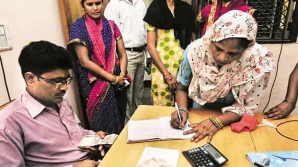Crisil believes that considering the current ground-level challenges, encouraging collections through the digital mode is imperative for MFIs—the way they have transitioned to cashless disbursements. (Rituparna Banerjee/Mint)