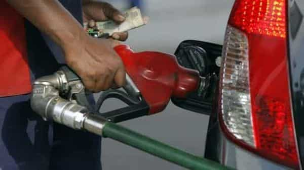 After remaining benign, petrol and diesel prices have spiked by  ₹5.72 per litre and  ₹6.25 per litre, respectively, since the announcement of election results for five legislative assemblies. (Reuters)