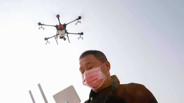 Centre plans to use drones for delivering Covid vaccines to far flung regions.