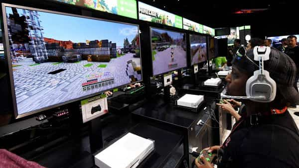 Microsoft and Google have put a lot of faith in cloud gaming services like Google Stadia and Microsoft's xCloud. (AFP)